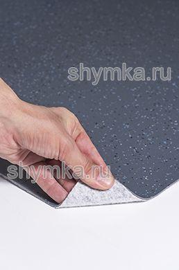 Автолин Автолюкс с крошкой ТЕМНО-СЕРЫЙ ширина 1,85м толщина 2,3мм