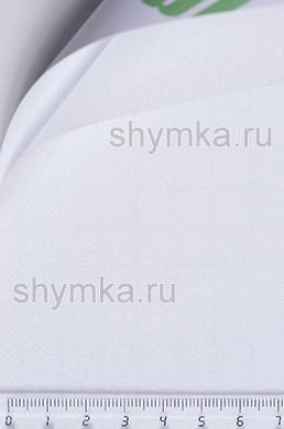 Автовинил с каналами Алмазная крошка ПРОЗРАЧНАЯ ширина 1,5м толщина 180 микрон