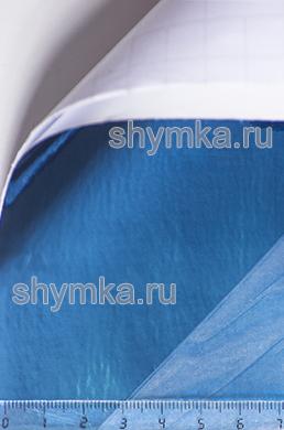 Автовинил Хром СИНИЙ ширина 1,5м толщина 200 микрон