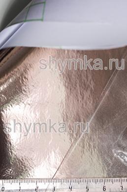 Автовинил Хром ЧЕРНЫЙ ширина 1,5м толщина 180 микрон