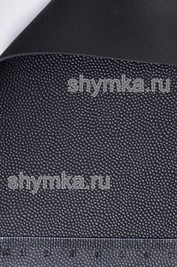 Биэластик безосновный ЧЕРНЫЙ 16970 ширина 1,4м толщина 1мм