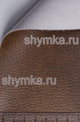 Экокожа Alba Elena №513-56T ОРЕХОВАЯ ширина 1,4м толщина 1,2мм