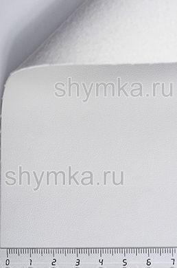 Экокожа City LIGHT-GREY ширина 1,4м толщина 1мм