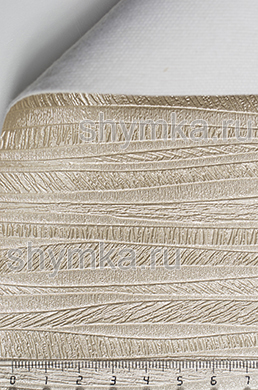 Винилискожа Калейдоскоп Dekor Wood №4433 БЕЖЕВАЯ ширина 1,4м толщина 1,2мм
