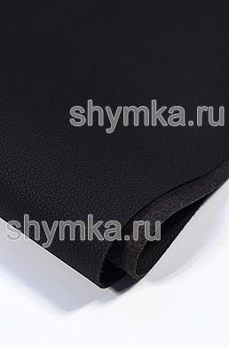 Eco microfiber leather Dakota R 2101 BLACK thickness 1.5mm width 1.4m