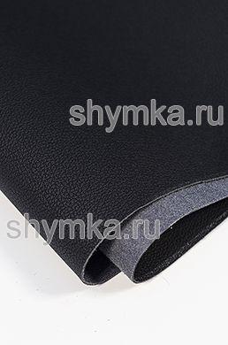 Eco microfiber leather FOR STEERING WHEEL Dakota SW-D 01 BLACK thickness 1.35mm width 1.4m