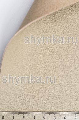 Экокожа на микрофибре Dakota D 2151 ПЕСОК ширина 1,4м толщина 1,5мм