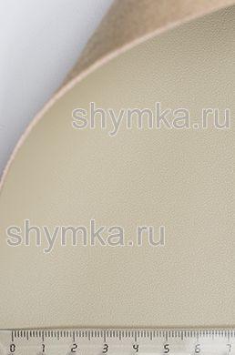Экокожа на микрофибре Nappa N 2140 ПЕСОК ширина 1,4м толщина 1,5мм