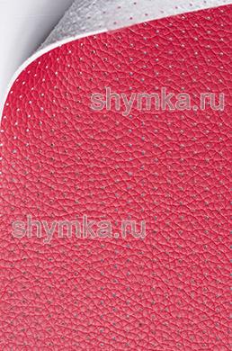 Экокожа на микрофибре перфорированная Altona РС 2181 КРАСНАЯ ширина 1,4м толщина 1,5мм