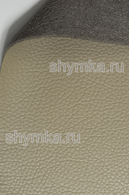 Экокожа на микрофибре Altona С 2145 СЕРО-БЕЖЕВАЯ ширина 1,4м толщина 1,5мм