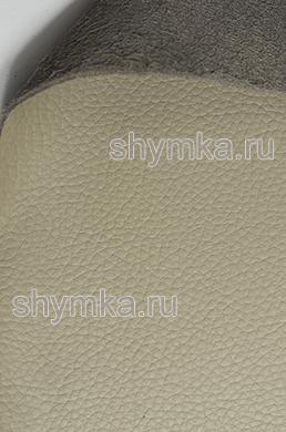 Экокожа на микрофибре Altona С 2150 СЕРО-БЕЖЕВАЯ ширина 1,4м толщина 1,5мм