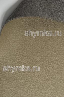 Экокожа на микрофибре Altona С 2166 СЕРО-БЕЖЕВАЯ ширина 1,4м толщина 1,5мм