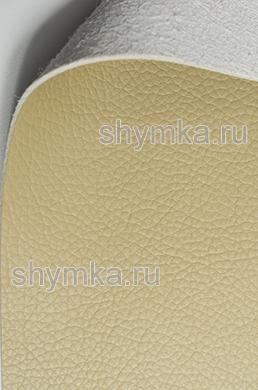 Экокожа на микрофибре Altona С 2169 ТЕМНО-БЕЖЕВАЯ ширина 1,4м толщина 1,5мм