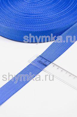 Лента ременная/окантовочная Nova ширина 30мм плотность 14г/м ВАСИЛЕК