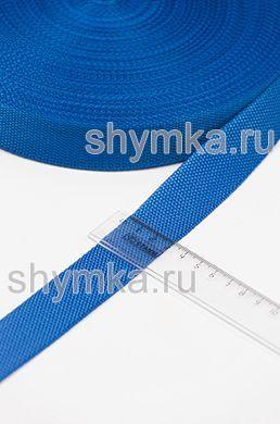 Лента ременная/окантовочная Nova ширина 30мм плотность 14г/м ДЕНИМ