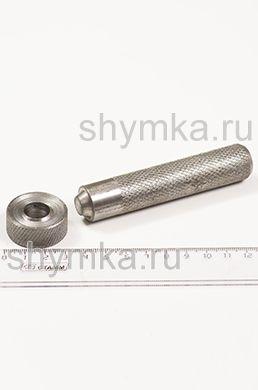 Матрица для установки люверсов длина 100мм диаметр 14мм