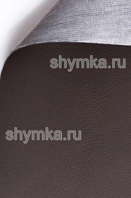 Винилискожа Denkart PADOVA PLUS ШОКОЛАД 013913 ширина 1,4м толщина 1мм