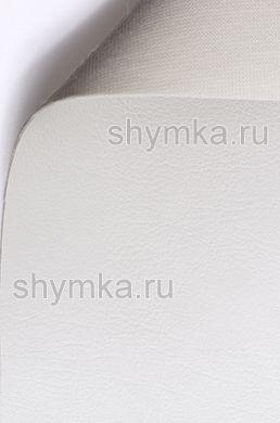 Винилискожа Denkart PADOVA PLUS БЕЛАЯ 013900 ширина 1,4м толщина 1мм