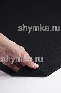 Карпет Mystery ЧЕРНЫЙ black ширина 1,4м толщина 2,5мм