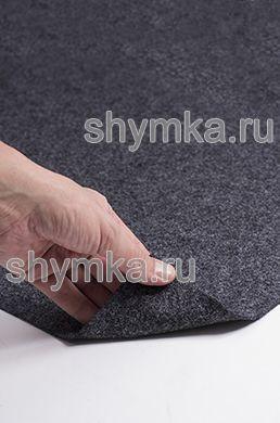 Карпет Mystery СЕРЫЙ grey ширина 1,4м толщина 2,5мм