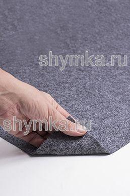 Карпет Mystery СВЕТЛО-СЕРЫЙ light-grey ширина 1,4м толщина 2,5мм