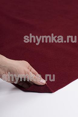 Карпет Российский БОРДОВЫЙ ширина 1,5м толщина 3,5мм