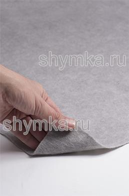 Карпет Российский СВЕТЛО-СЕРЫЙ ширина 1,5м толщина 3,5мм