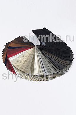 Catalog eco microfiber leather Schweitzer Nappa 150х100mm
