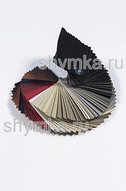 Catalog eco microfiber leather Schweitzer Nappa 100х75mm