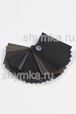 Catalog eco microfiber leather FOR STEERING WHEEL 100х75mm