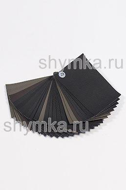 Catalog eco microfiber leather FOR STEERING WHEEL 150х100mm