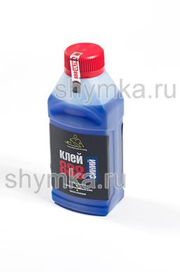 Клей жидкий 888 ULTRA Blue в пластиковой банке 0,5л