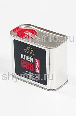 Клей жидкий 888 Ultra Red в железной банке 0,5л