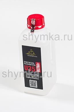 Разбавитель-очиститель жидкий 888 Ultra U35 в пластиковой банке 1л