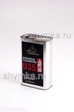 Разбавитель-очиститель жидкий 888 Ultra U35 в железной банке 1л