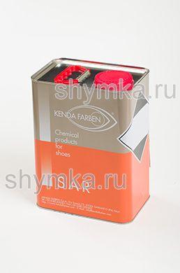 Клей жидкий SAR 306 БЕЛЫЙ ПОЛУПРОЗРАЧНЫЙ термоактивируемый полиуретановый металлическая банка 4,5кг