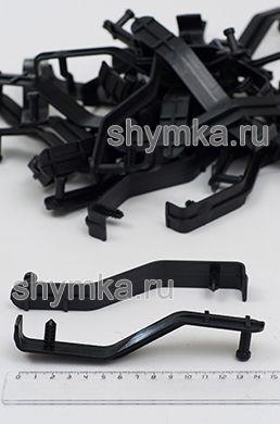 Клипса S крепежная ЧЕРНАЯ  для автомобилей Subaru