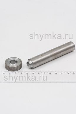 Матрица для установки люверсов длина 110мм диаметр 14мм