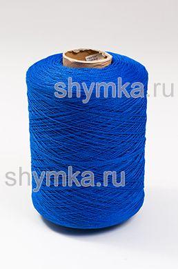 Нить полипропиленовая каблированная 3000х2 Д/текс  СИНЯЯ бобина 3кг