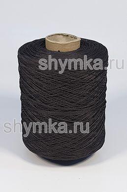 Нить полипропиленовая каблированная 3000х2 Д/текс ТЕМНО-СЕРАЯ бобина 3кг