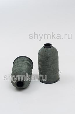 Нитки стяжные лавсановые 130Л намотка 2500м ТЕМНО-СЕРЫЕ