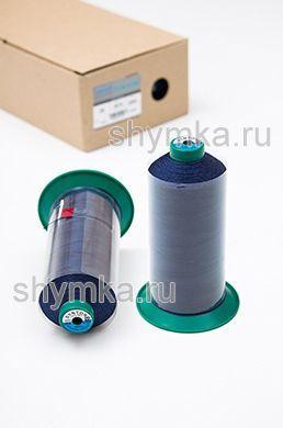 Нитки Synton 15 намотка 1500м цвет 0825 ТЕМНО-СИНИЙ