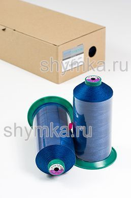 Нитки Synton 20 намотка 2500м цвет 0816 СИНИЙ