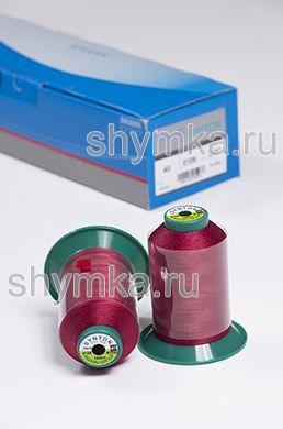 Нитки Synton 40 намотка 1200м цвет 0106 ВИШНЕВЫЙ