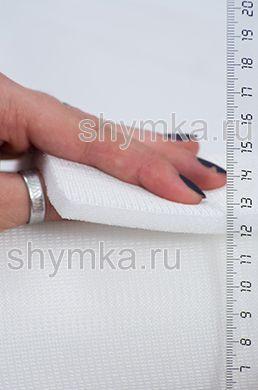 Поролон рулонный 7мм на сетке ширина 1,5м толщина 7мм