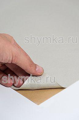 Фильц потолочный на клею СВЕТЛО-БЕЖЕВЫЙ ширина 1,37м толщина 1,2мм