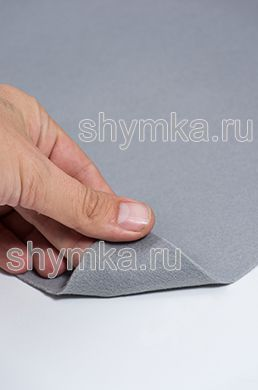 Фильц потолочный ТЕМНО-СЕРЫЙ ширина 1,6м толщина 1,7мм