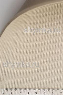 Материал потолочный на поролоне ATHENA 01 БЕЖЕВЫЙ ширина 1,4м толщина 3мм