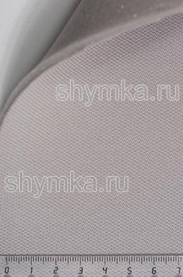 Материал потолочный на поролоне PEARL 08-02 СВЕТЛО-СЕРЫЙ ширина 1,4м толщина 3мм