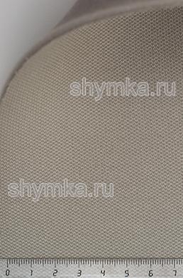 Материал потолочный на поролоне PEARL 08 СЕРЫЙ ширина 1,4м толщина 3мм